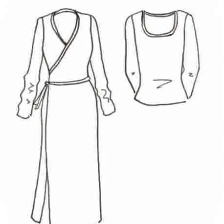 Ludmilla Dress/Top
