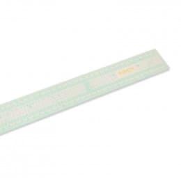 Flexible Japanese ruler 50 cm