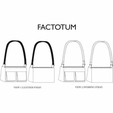The Factotum Bag