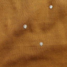 Stardust Ochre Fabric Remnants