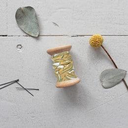 PASSEPOIL - Petal Mustard