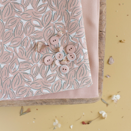 Petal Maple Fabric