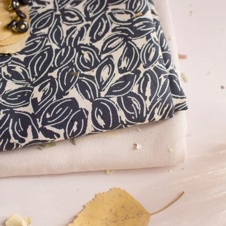 Petal Night Fabric