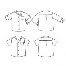 Paris Shirt (3-12 years)