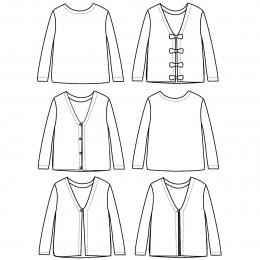 Masha Mum Cardigan/Sweater