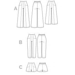 Pietra pants