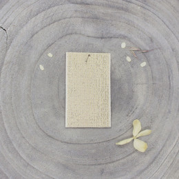 Elastique doré - Off-white