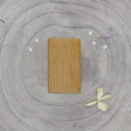Golden rubber band  - Ochre