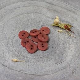Jaipur Buttons - Chestnut