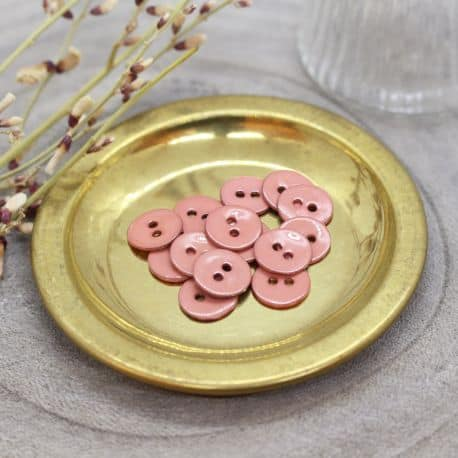 Glossy Buttons - Melba