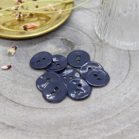 Boutons Glossy - Midnight