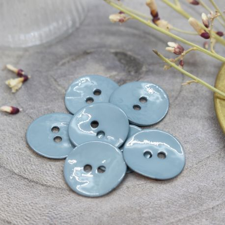 Glossy Buttons - Storm