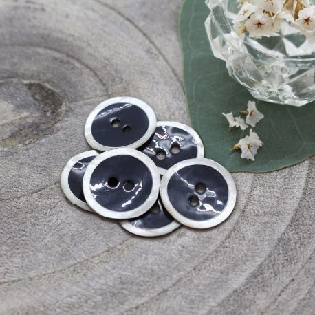 Halo Buttons - Night