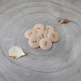 Palm Buttons - Blush