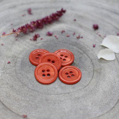 Boutons Bliss - Tangerine