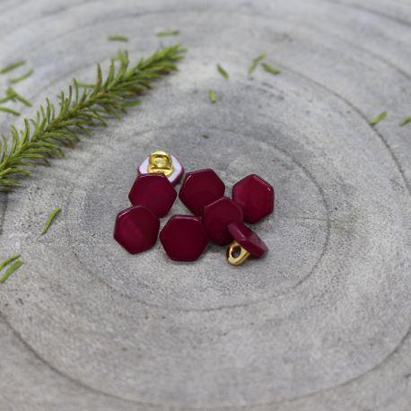 Quartz Buttons - Amarante
