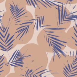 Canopy Cobalt Fabric Remnants