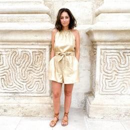 Lazio Jumpsuit/Dress