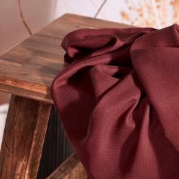 Dobby Rust Fabric