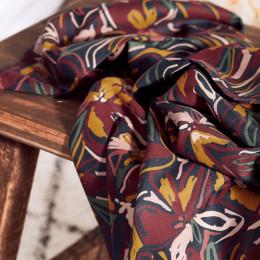 Hilma Rust Fabric