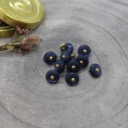 Jewel Buttons - Midnight