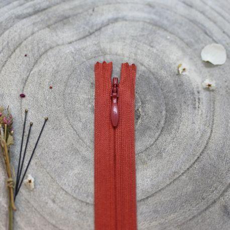 Atelier Brunette Terracotta Zipper