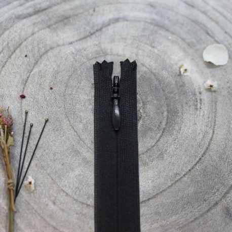 Atelier Brunette Black Zipper