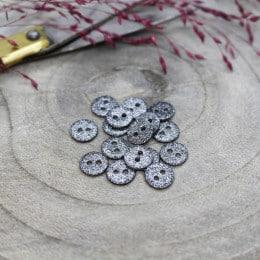 Glitter Buttons - Night