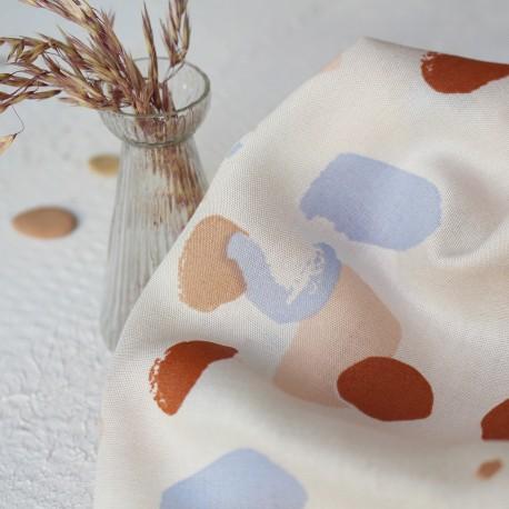 Granito Off White Fabric