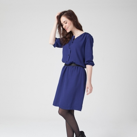 Agnes dress and blouse
