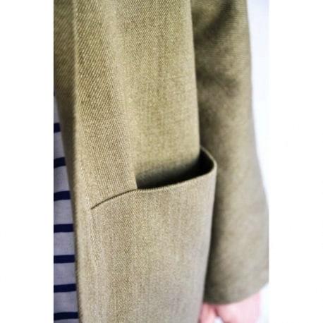 I am Artemis for men - sewing pattern