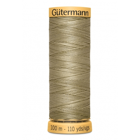fil coton 100 m - n°816