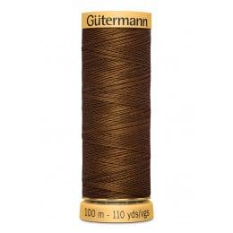 coton thread 100 m - n°1633