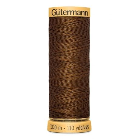 fil coton 100 m - n°1633