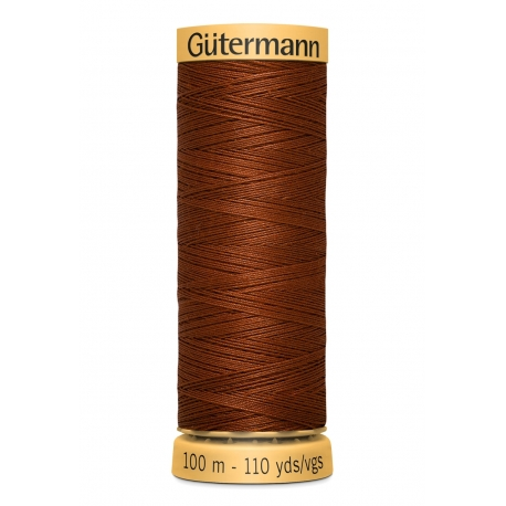 fil coton 100 m - n°2143