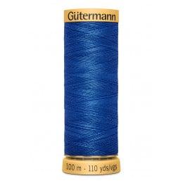fil coton 100 m - n°7000