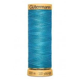 fil coton 100 m - n°6745