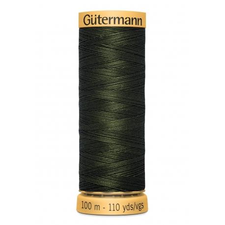 fil coton 100 m - n°9623