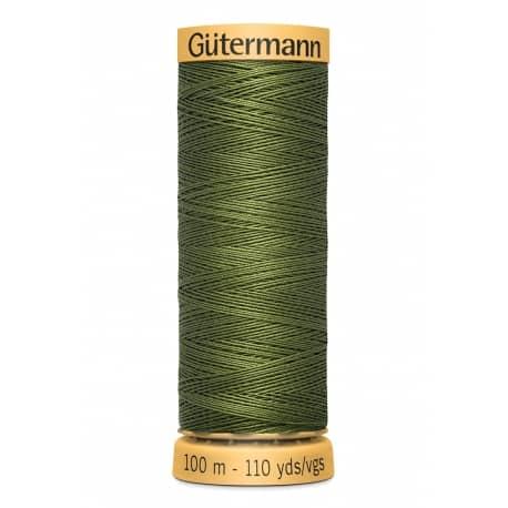 coton thread 100 m - n°9924