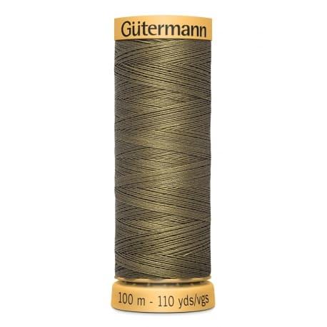 fil coton 100 m - n°825
