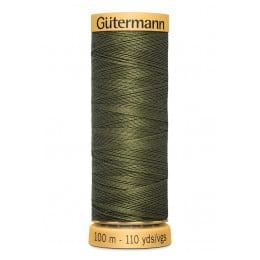 fil coton 100 m - n°424