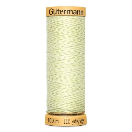 fil coton 100 m - n°128