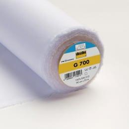 Vlieseline 700 - White 10 cm