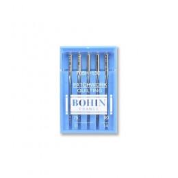 Sewing machine needles - n°75-90 BOHIN - Quilting