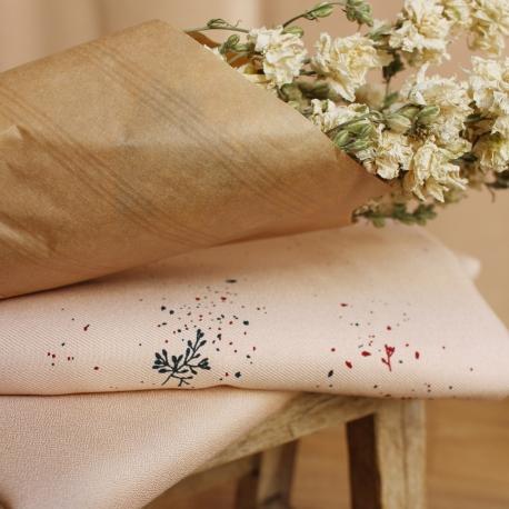 Twig Blush Fabric