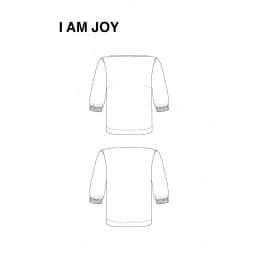 I am Joy - sewing pattern