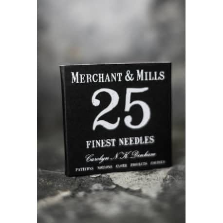 25 Sewing Needles