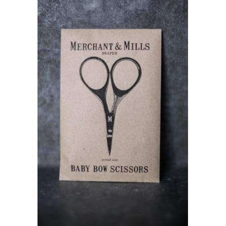 Baby bow scisors