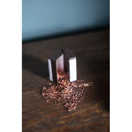 Bulb Pins - copper