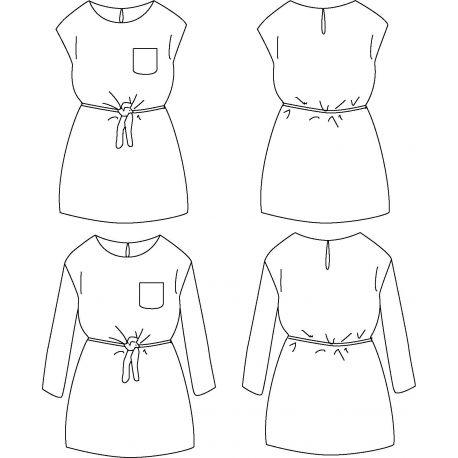 Corfou dress